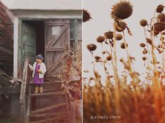 love this diptych : by simply rosie photography