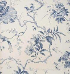 Beställ Pillemont Toile vit/neutral/beige/grå tapet från Sanderson® Surface Pattern Design, Neutral, Painting, Jacobean, Loft, Printables, Wallpapers, Fabric, House