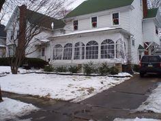 Scranton Rent All Enclosed front porch