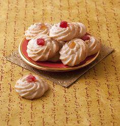 Petits gâteaux aux amandes et fleur d'oranger - #radaman Recettes de cuisine Ôdélices