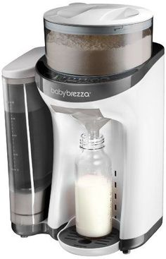 Baby Brezza Formula Pro is hands down the best purchase to make for formula feeding mamas!! Makes the perfect bottle in second. Afflink.