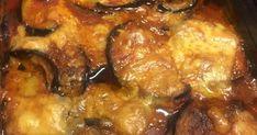 Μελιτζανες με μοτσαρέλα και ρέγκατο σκέτο γλύκισμα !!! ΥΛΙΚΑ -ΕΚΤΕΛΕΣΗ Εκοψα τις μελιτζάνες τις αλάτισα και της αφησα καμία ωρα. Ετοιμασ... Tasty, Chicken, Cooking, Food, Greek Recipes, Kitchen, Essen, Meals, Yemek