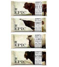 Love these grass fed beef, bison, turkey, and lamb snack bars!
