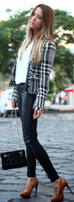 #Tweed  by Our Favorite Style
