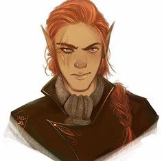 Lucien- A court of thorns and roses