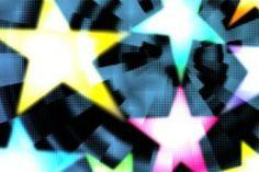 Las estrellas de fondo