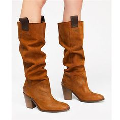 Slip On Boots, Lace Up Boots, Knee High Boots, Over The Knee Boots, Leather Boots, Sexy Boots, Casual Boots, How To Stretch Boots, Buckle Boots
