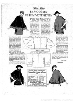 Les Modes de la femme de France | 1922-01-01 | Gallica