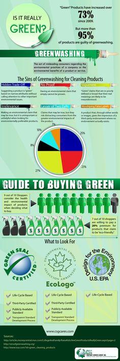 Greenwashing guide
