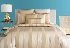 Get a jumpstart on creating your new home and snag fresh bedding before the big day! Create a registry at Macy's and your Perks & Privileges include 20% bedding essentials.