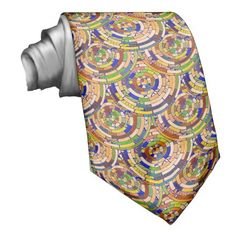 Shop Radical Mosaic Tiles Tie created by Ronspassionfordesign.