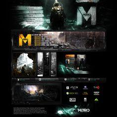 Metro Last Light  by ~crYpeDesign  http://fav.me/d58wdbv