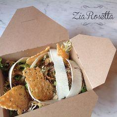 A grande richiesta oggi in menù: Insalata con i Carciofi! Buon inizio settimana da Zia Rosetta Emoticon grin