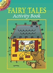 Fairy Tales Activity Book