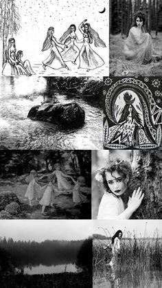 Baltic mythology: Laumės