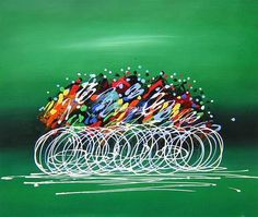 42 Best Ideas Sport Art Painting Oil On Canvas Bicycle Painting, Bicycle Art, Bicycle Design, Oil Painting For Sale, Online Painting, Android Wallpaper Abstract, Canvas Art Prints, Oil On Canvas, Sports Painting