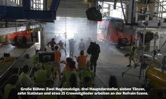 "Making of ""Rollin'"" by Eko Fresh for DB Regio Bayern // Serviceplan Campaign and Content Marketing, Munich // production team of NEUESUPER // #hiphop #lederhosen #bayern"