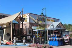 Joe's Crab Shack at The Landing! Branson  Missouri. Best place for the Maine Event! #JoesCradShack