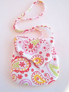 EASY Little PRECIOUS Bag Purse simple PDF sewing by PUPERITA