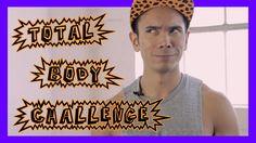 Total Body (Bodyweight) Challenge! | Mike Donavanik