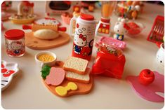 Re-ment : Hello Kitty Cooking
