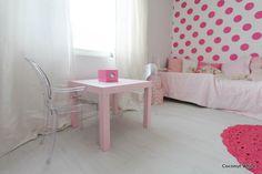Coconut White - Ikea lack table