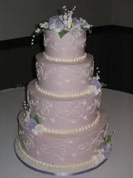 Lavender Wedding Cake Topper | The Wedding Specialists