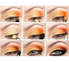 Bright and bold eyes! Visit Walgreens.com to find your perfect shade of eyeshadow.