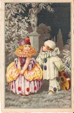Carte de A. Bertiglia