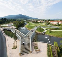 Development Banks of the Meurthe / Atelier Cite Architecture