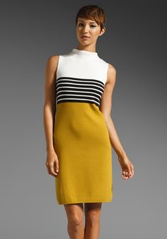 colorblocking and stripes!