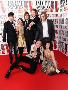 Arcade Fire. These friggin weirdos saved my life.