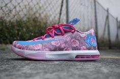 """Nike KD 6 Supreme """"Aunt Pearl"""" (Detailed Preview Pics & Release Info)"""
