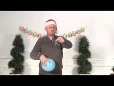 Science Experiments: Flying Tinsel.  This is an excellent experiment for very small children.
