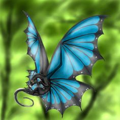 dragon tattoo. I wouldn't want the bottom wings, but this is a cool concept.