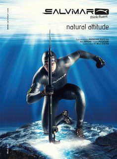 SALVIMAR - Free diving, Speargun, Wetsuit, Fin, Mask, Arbalete, Snorkel, Spearfishing, Diving, Scuba