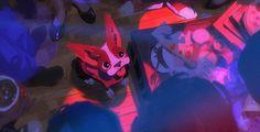 ca-tsuka:Artworks of Disney's Feast short film from director Patrick Osborne on twitter.