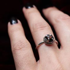 Soothsayer Blood Ring