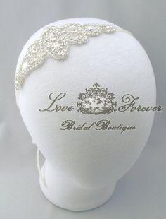 Hey, I found this really awesome Etsy listing at http://www.etsy.com/listing/125097819/crystal-rhinestone-headband-satin-ribbon