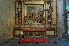 Juan de Juni Entierro de cristo, Segovia