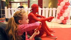 """Awesome fund raiser for Heart Foundation """" Go Red for Women"""" at Dapto Mall. There was our Wii 'Red Racer', jugglers, face painters, animal farm… Go Red, Fundraising, Mall, Promotion, Women, Women's, Fundraisers, Template"""
