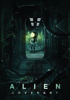 Alien: Covenant (2017) [800 x 1140]