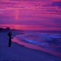 Sunrise in the Hamptons