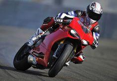 Ducati 1199 Panigale S (2012)