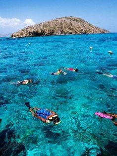 Buck Island, St. Croix - snorkeled here in 1983!