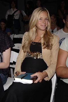 MMB chic maternity style