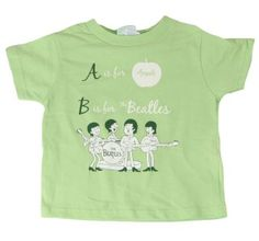 Get your Toddlers Beatles Alpha!  http://www.t-shirts.com/toddler-beatles-alpha-tshirt.html