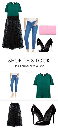 """""""trend"""" by nishadnancy on Polyvore featuring Levi's, Dion Lee, Gianluca Capannolo, Dolce&Gabbana and Kate Spade"""