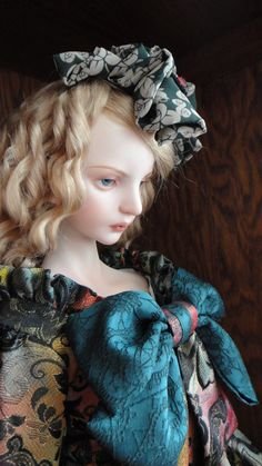 Koitsukihime doll / Illumaniel sculpt *Handmade dress