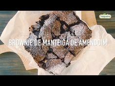 Brownie de Manteiga de Amendoim Vaqueiro - YouTube